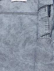 Ivyrevel - ACID WASH DENIM JACKET - vestes en jean - blue acid wash - 8