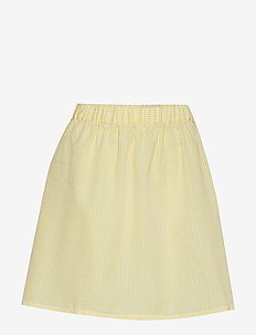 MINI SKIRT - YELLOW STRIPE