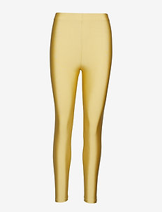 SHINY PANTS - GOLD