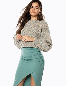 SPACE DYE KNIT - pulls - mixed colors