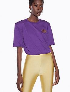 IVY TSHIRT - t-shirts imprimés - purple