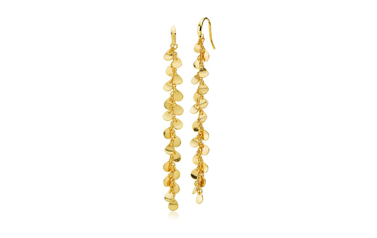 Izabel Camille Robinia Large Earring - SHINY GOLD