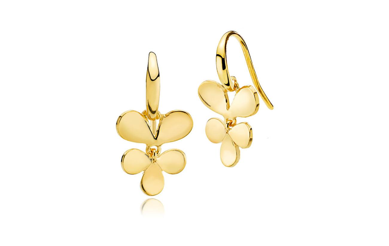 Izabel Camille Robinia Earring - SHINY GOLD