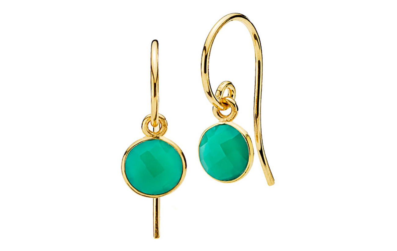 Izabel Camille Prima Donna small - GREEN ONYX
