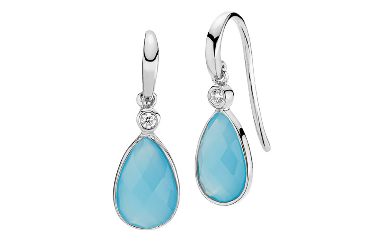 Izabel Camille Imperial - SHINY SILVER, BLUE