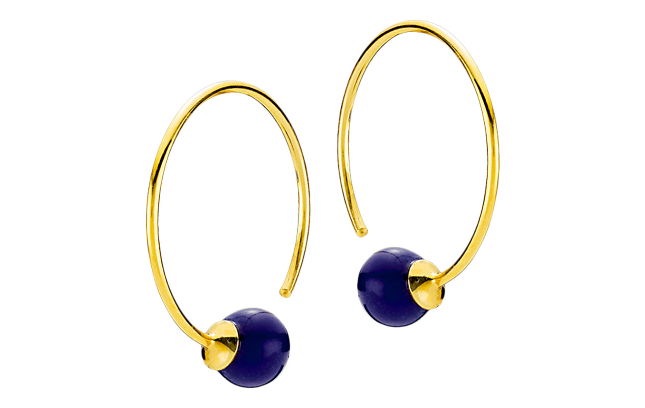 Izabel Camille Miss Pearl - SHINY GOLD, BLUE