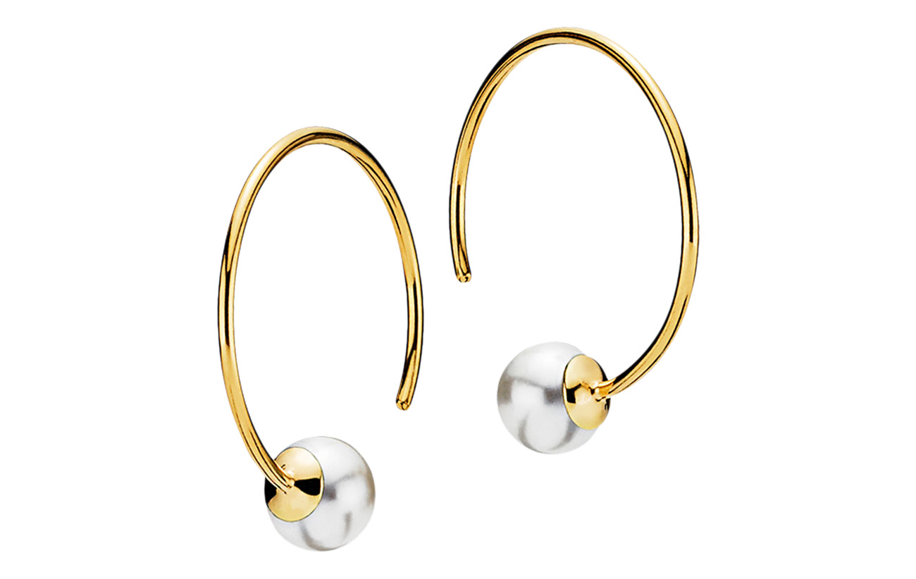 Izabel Camille Miss Pearl - SHINY GOLD, WHITE