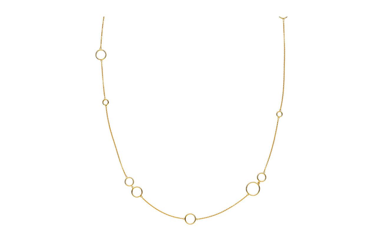 Izabel Camille Metropol Necklace - SHINY GOLD