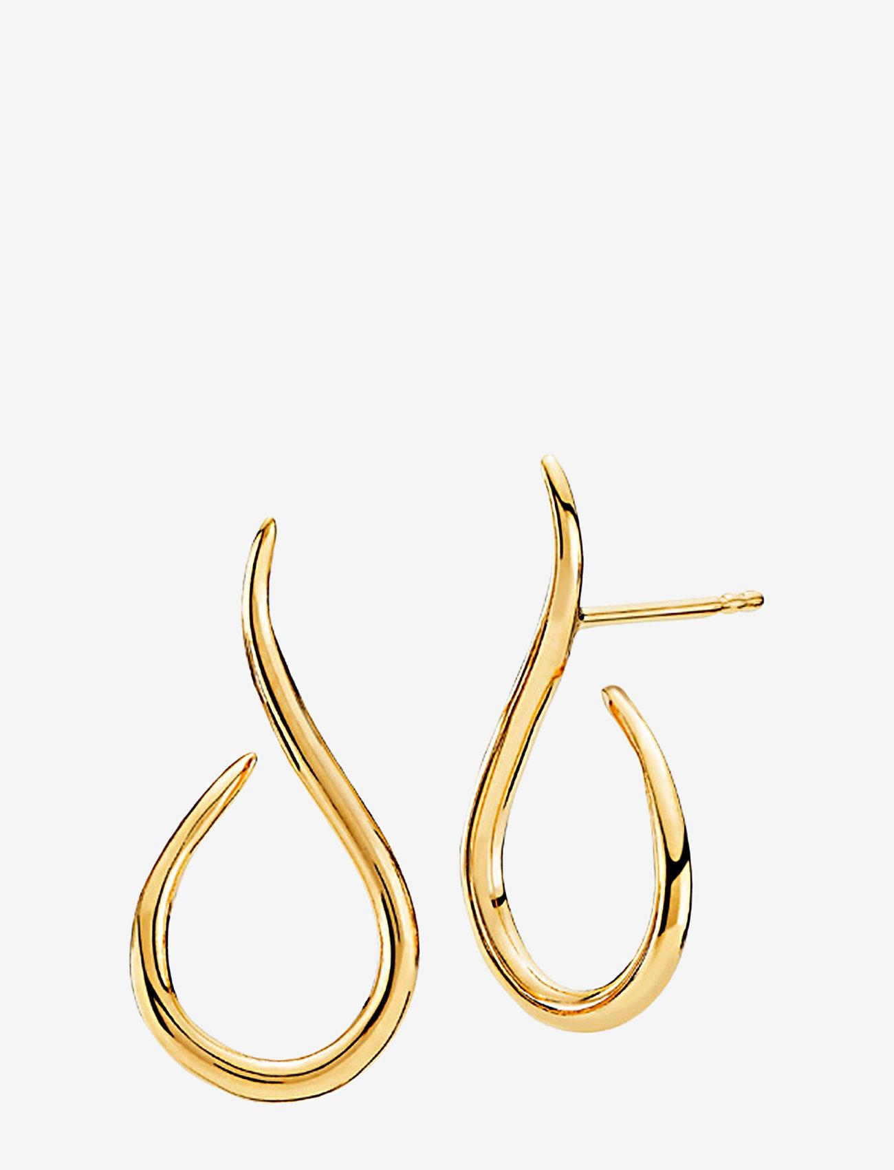 Izabel Camille - Wave - statement - shiny gold - 0