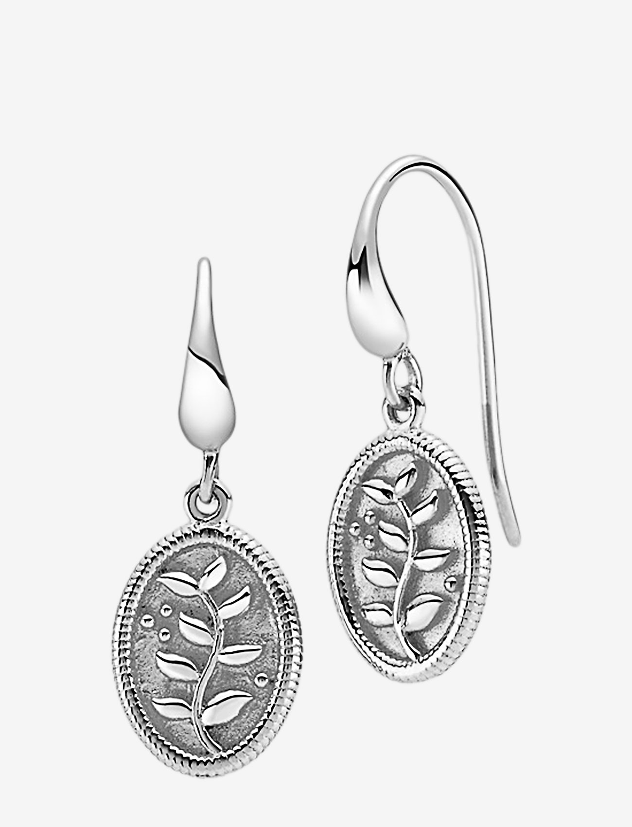 Izabel Camille - Anna - pendant - rhodium plated sterling silver