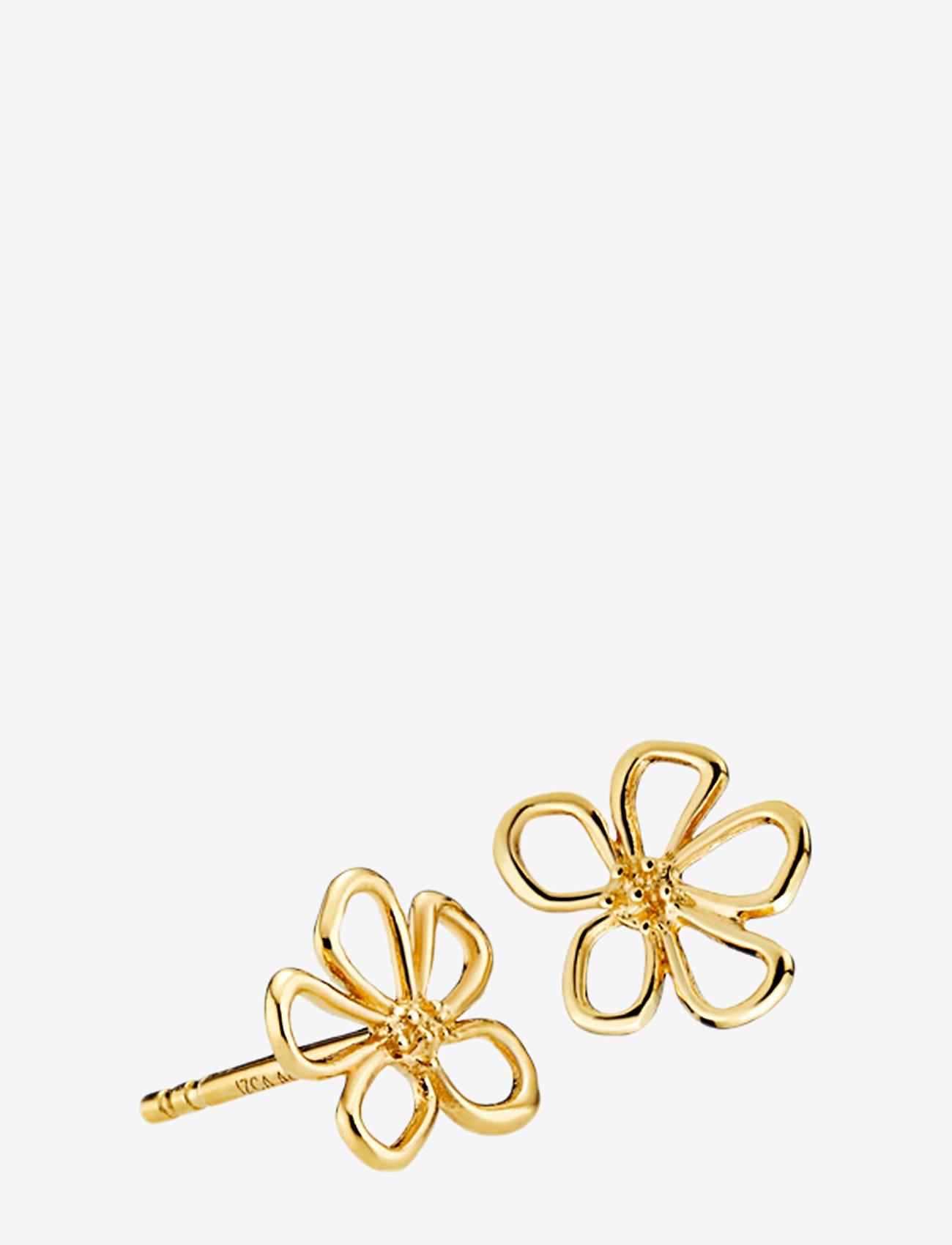 Izabel Camille - Honey - nappikorvakorut - shiny gold