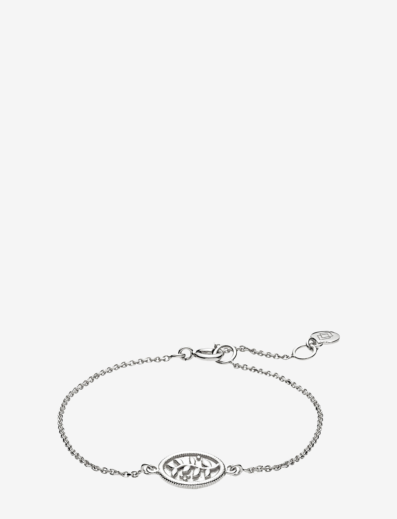 Izabel Camille - Anna - dainty - rhodium plated sterling silver - 0
