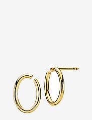 Izabel Camille - Universe - studs - shiny gold - 0