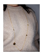 Izabel Camille - Orient - elegante halskettingen - shiny gold, brown - 1