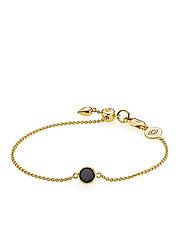 Prima Donna Bracelet - SHINY GOLD, BLACK