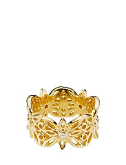 Blossom Ring - SHINY GOLD