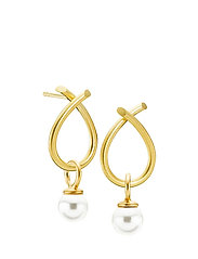 Everyday/Pearly Earrings - MATT GOLD