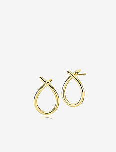 Everyday Earrings - SHINY GOLD
