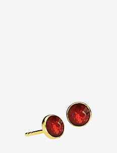 Prima Donna Earsticker - SHINY GOLD, RED