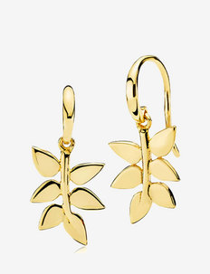 Poetry Earrings - SHINY GOLD