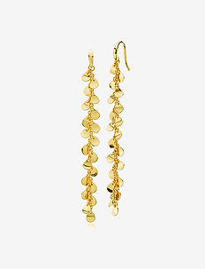 Robinia Large Earring - SHINY GOLD