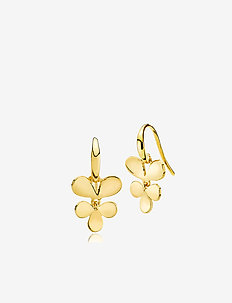 Robinia Earring - SHINY GOLD
