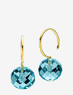 Marble - SHINY GOLD, AQUA