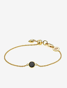 Prima Donna Bracelet - SHINY GOLD, BLACK