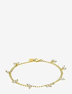 Mary - dainty - gold-plated silver