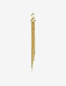 Cascade Pendant - SHINY GOLD