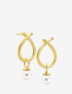 Everyday/Pearly Earrings - MATT GOLD