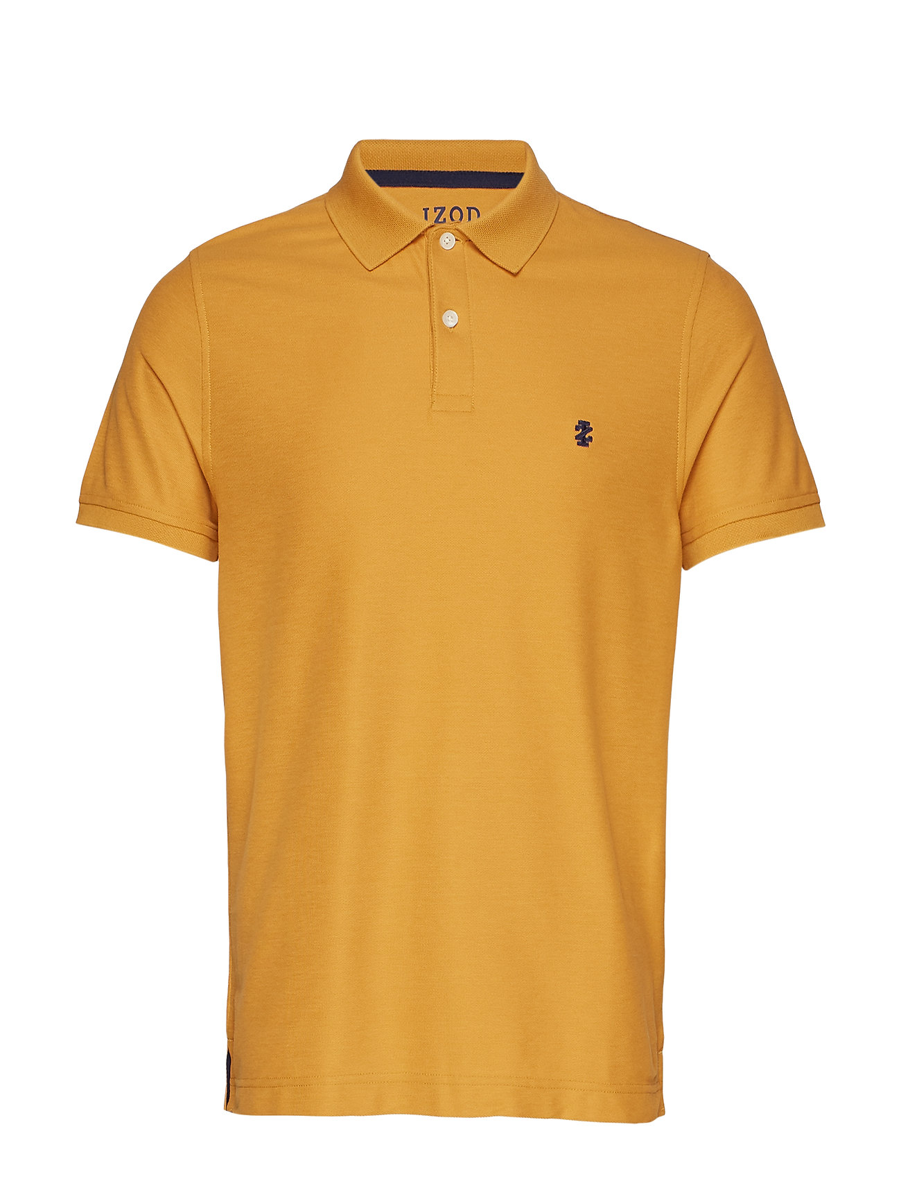 IZOD PERFORMANCE PIQUE POLO - SPRUCE YELLOW