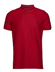 PERFORMANCE PIQUE POLO - REAL RED