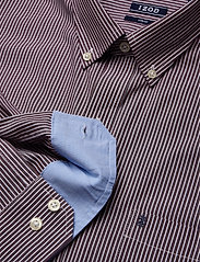 POPLIN STRIPE BD SHIRT