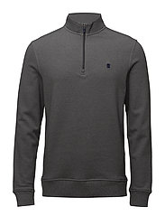 ADVANTAGE FLEECE 1/4 ZIP - CHARCOAL GREY
