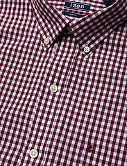 GINGHAM CHECK SHIRT