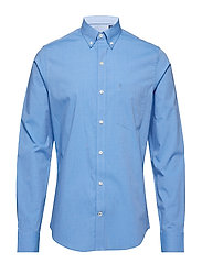 END ON END WITH DETAILS BD SHIRT - BLUE REVIVAL