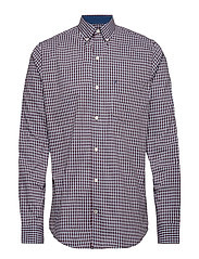 GINGHAM BD SHIRT - PORT ROYALE