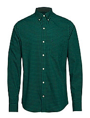 GINGHAM BD SHIRT - VERDANT GREEN