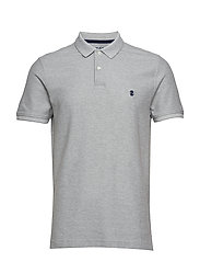 PERFORMANCE PIQUE POLO - GREY HTR