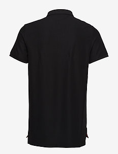 PERFORMANCE PIQUE POLO - BLACK