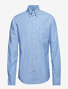 OXFORD BD SHIRT - BLUE REVIVAL