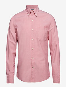OXFORD BD SHIRT - RAPTURE ROSE