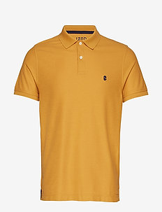 PERFORMANCE PIQUE POLO - SPRUCE YELLOW