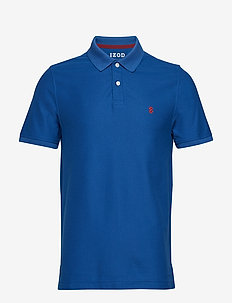 PERFORMANCE PIQUE POLO - TRUE BLUE