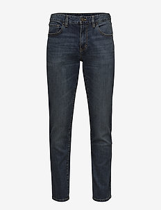 SALTWATER DENIM MEDIUM WASH - INDIGO SKY