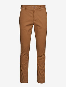 SALTWATER STRETCH CHINO - HAVANA BROWN