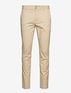 SALTWATER STRETCH CHINO - PALE KHAKI