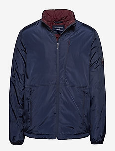 ZIP UP JACKET - vindjakker - navy blazer