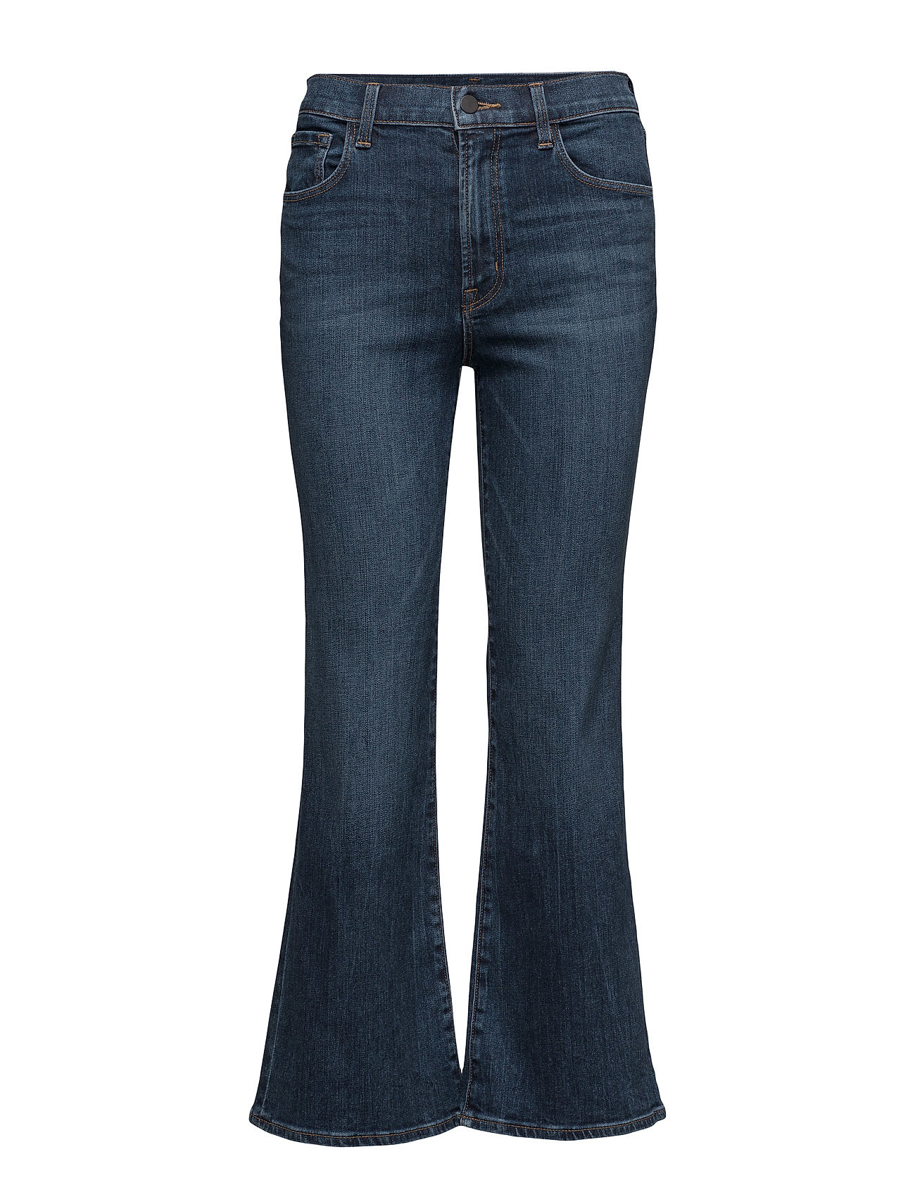 J brand T152 CAROLINA Super High Rise Ankle Flare Jeans